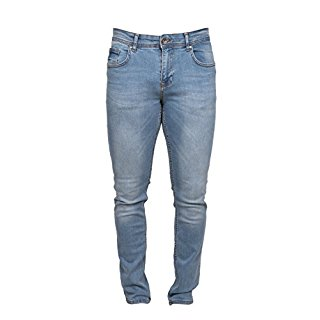Light-blue jeans for men