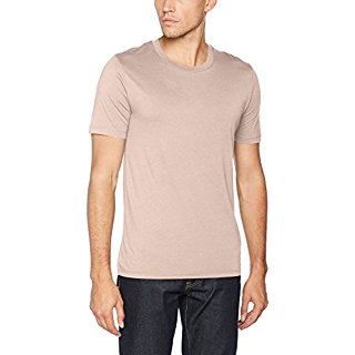 Camel or sand-grey men's t-shirts